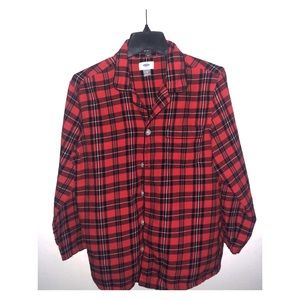Old navy men's small flannel
